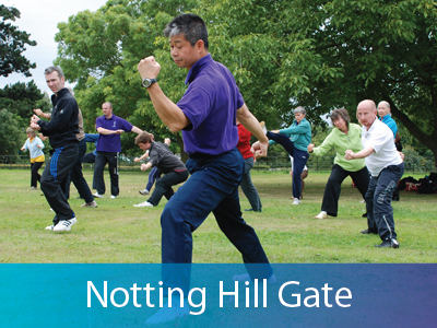Qigong Classes in Notting Hill Gate - London