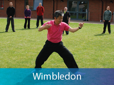 Qigong Class in Wimbledon - London