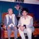 Master Tse and Grandmaster Yang Meijun