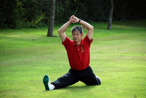 Qigong in Central London | Master Tse's Qigong Dao #6