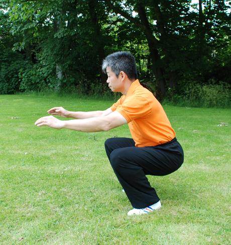 Qigong in Central London   Master Tse's Qigong Dao #73